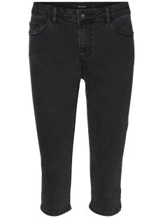 Vero Moda Jeans VMHOT SEVEN NW DNM SLIT KNICKER MIX NOOS 10193077 Black