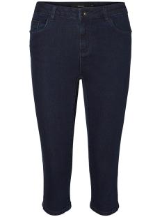 Vero Moda Jeans VMHOT SEVEN NW DNM SLIT KNICKER MIX NOOS 10193077 Dark Blue Denim