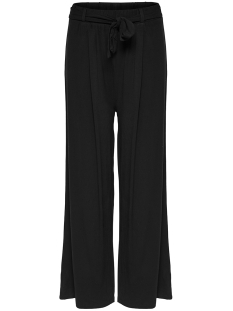 Only Broek onlKATHY HW WIDE PANT JRS 15155573 Black