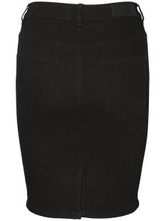vmhot nine hw dnm pencil skirt mix noos 10193076 vero moda rok black