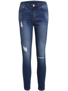 Vila Jeans VIJULAS RW 7/8 JEANS 14047449 Medium Blue Denim