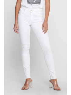 onlblush mid sk ank raw rea0730noos 15155438 only jeans white