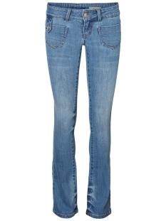 Vero Moda Jeans VMDINA LR FLARED JEANS GU306 10204032 Medium Blue Denim