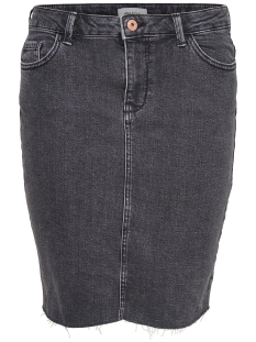 Only Rok onlELIZA REG RAWEDGE DNMSKIRT NJNL0 NOOS 15155121 Medium Grey Denim
