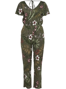 Only Jumpsuit onlRANDI S/S JUMPSUIT WVN 15153902 Grape Leaf