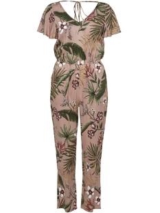 Only Jumpsuit onlRANDI S/S JUMPSUIT WVN 15153902 Rose Dawn