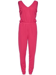 Only Jumpsuit onlJOANA SL JUMPSUIT JRS 15153446 Rose Red