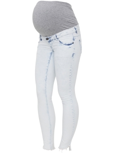 Mama-Licious Positie broek MLHOPE ANKLE SLIM JEANS B. 20008554 Light Blue Denim