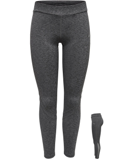 Only Play Sport broek onpSTARING MESH TRAINING TIGHTS 15148847 Black/ Melange