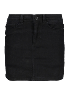 Vero Moda Rok VMHOT SEVEN NW DENIM MINI SKIRT MIX 10193081 Black