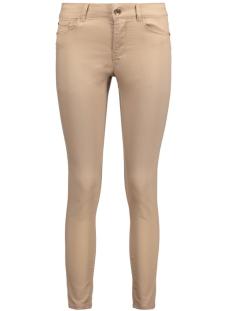 Vero Moda Broek VMHOT SEVEN NW SLIM PUSH UP ANK PANTS 10193141 Natural