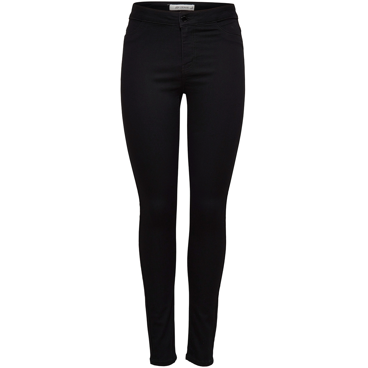 jdyella jegging rw black dnm noos 15161364 jacqueline de yong jeans black