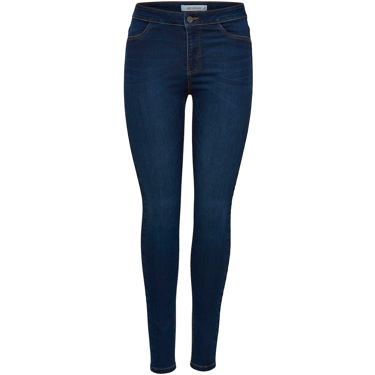 jdyella jegging rw dark blue dnm no 15159251 jacqueline de yong jeans dark blue denim
