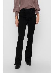 Only Jeans onlROYAL HIGH SK SWEET FLARED PIM60 15163338 Black