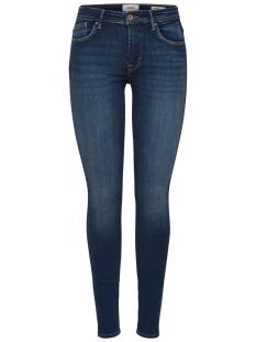 Only Jeans onlCARMEN REG SK DNM JEANS  REA1424 15159025 Dark Blue Denim