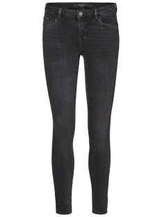 Vero Moda Broek VMICON NW PUSH UP BLCK W JEAN BA409 10191291 Black