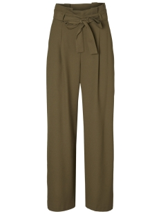 Vero Moda Broek VMKIM H/W WIDE LONG PANT D2-5 10200749 Ivy Green