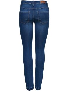 jdyskinny reg jake ank mb jeans dnm 15166976 jacqueline de yong jeans medium blue denim