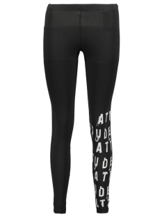 Only Play Sport broek onpDANCER JERSEY LEGGINS 15154097 Black/W. MGM