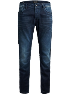 jjitim jjleon ge 189 i.k. noos 12140007 jack & jones jeans blue denim