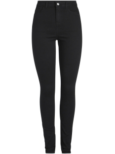 pchighfive soft  skn jeans blk tb/n 17086369 pieces broek black