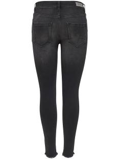 onlblush mid ank raw jeans rea1099 15157997 only jeans black denim