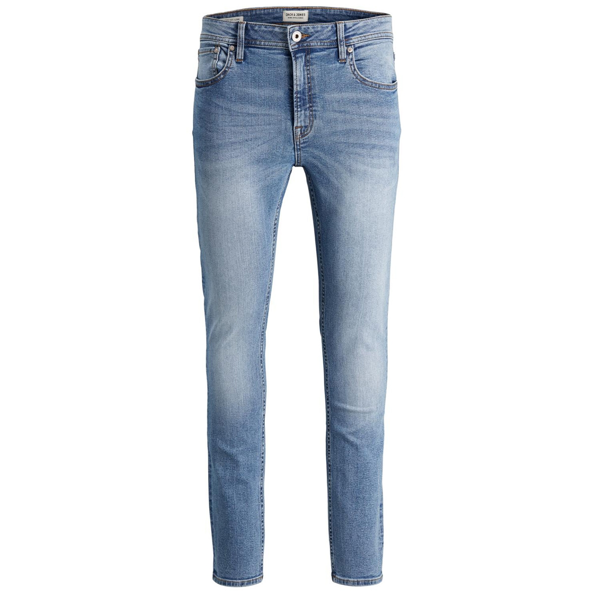 jjiglenn jjoriginal nz 003 noos 12141625 jack & jones jeans blue denim