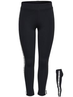 Jacqueline de Yong Legging JDYSTINE LEGGING JRS EXP 15165031 Black/BLACK WHIT
