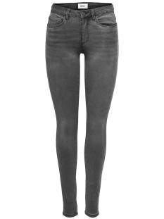 Only Jeans onlROYAL REG SK DNM JEANS BJ312 NOOS 15159650 Dark Grey Denim