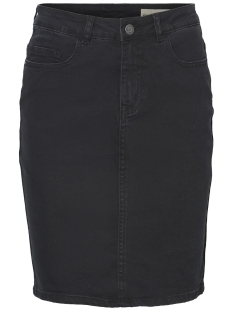 Vero Moda Rok VMHOT NINE HW DNM PENCIL SKIRT MIX 10193076 Dark Grey Denim