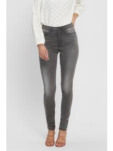 Only Jeans onlROYAL HIGH SK DNM JEANS  BJ312 NOOS 15159647 Dark Grey Denim