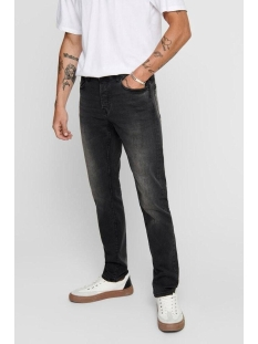 Only & Sons Jeans onsLOOM BLACK WASHED DCC 0447 NOOS 22010447 Black Denim