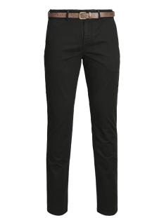 Jack & Jones Broek JJICODY JJSPENCER WW BLACK NOOS 12139722 Black