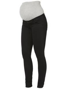 Mama-Licious Positie broek MLLOLA SLIM BLACK JEANS NOOS A. 20008774 Black Denim