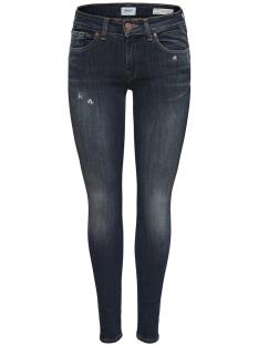 Only Jeans onlALBA REG SK DNM JEANS BL206 NOOS 15159375 Dark Blue Denim