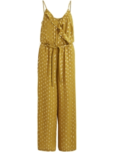 Object Jumpsuit OBJJOSEFINE LONG  TRIBBIANI JUMPSUI 23029551 Buckthorn Brown