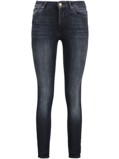 Only Jeans onlPOSH HW AK BLACK WASHED JEANS RE 15159329 Black
