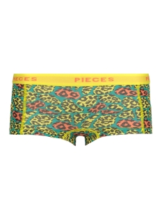 pclogo lady boxers14-244 animal 17091961 pieces ondergoed dynasty green/a