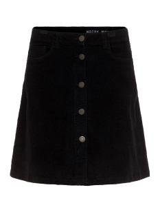 Noisy may Rok NMSUNNY SHORT CORDUROY SKATER SKIRT 27003461 Black