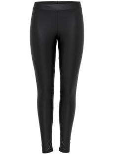 Only Legging onlRUBY PU LEGGING NOOS JRS 15165370 Black