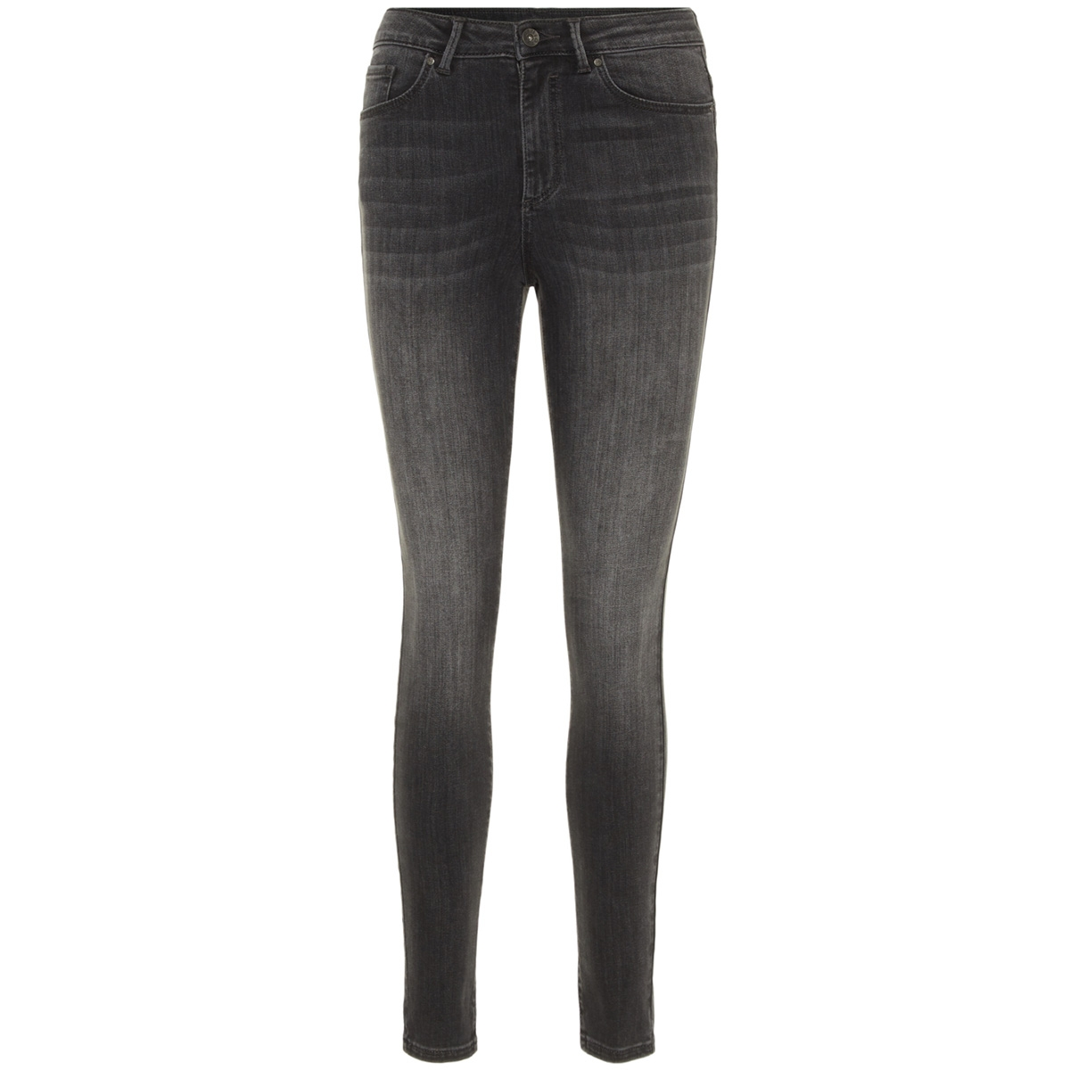 vmsophia hr skinny jeans am203 noos 10201804 vero moda jeans dark gray denim