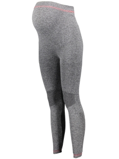 Mama-Licious Positie broek MLFIT ACTIVE TIGHTS NOOS O. 20009393 Medium Gray Melange