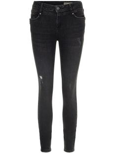 Vero Moda Jeans VMSEVEN MR SLIM ZIPJEAN BA105 NOOS 10203431 Black