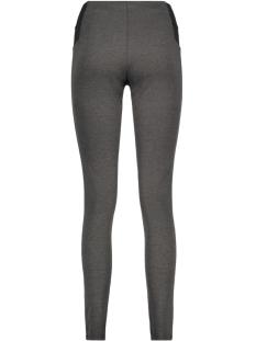 vmsami legging a 10204232 vero moda legging dark grey melan/black pu