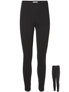 vmessie  track pant ga 10204233 vero moda legging black/winetasting