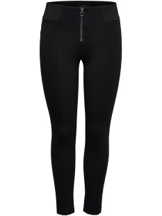 Only Legging onlTIA LEGGING BOX TLR 15159282 Black/ZIPPER