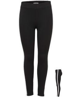 Only Legging onlTIA LEGGING BOX TLR 15159282 Black/CLOUD DANCER