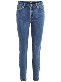 Object Jeans OBJSKINNYKATIE MW OXI180 NOOS 23028305 Medium Blue Denim