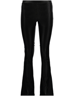 Vila Legging VIPENOPO FLARED RIB LEGGING 14050561 Black