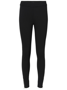 Vero Moda Legging VMSTORM HR ZIPPER LEGGING  10203755 Black
